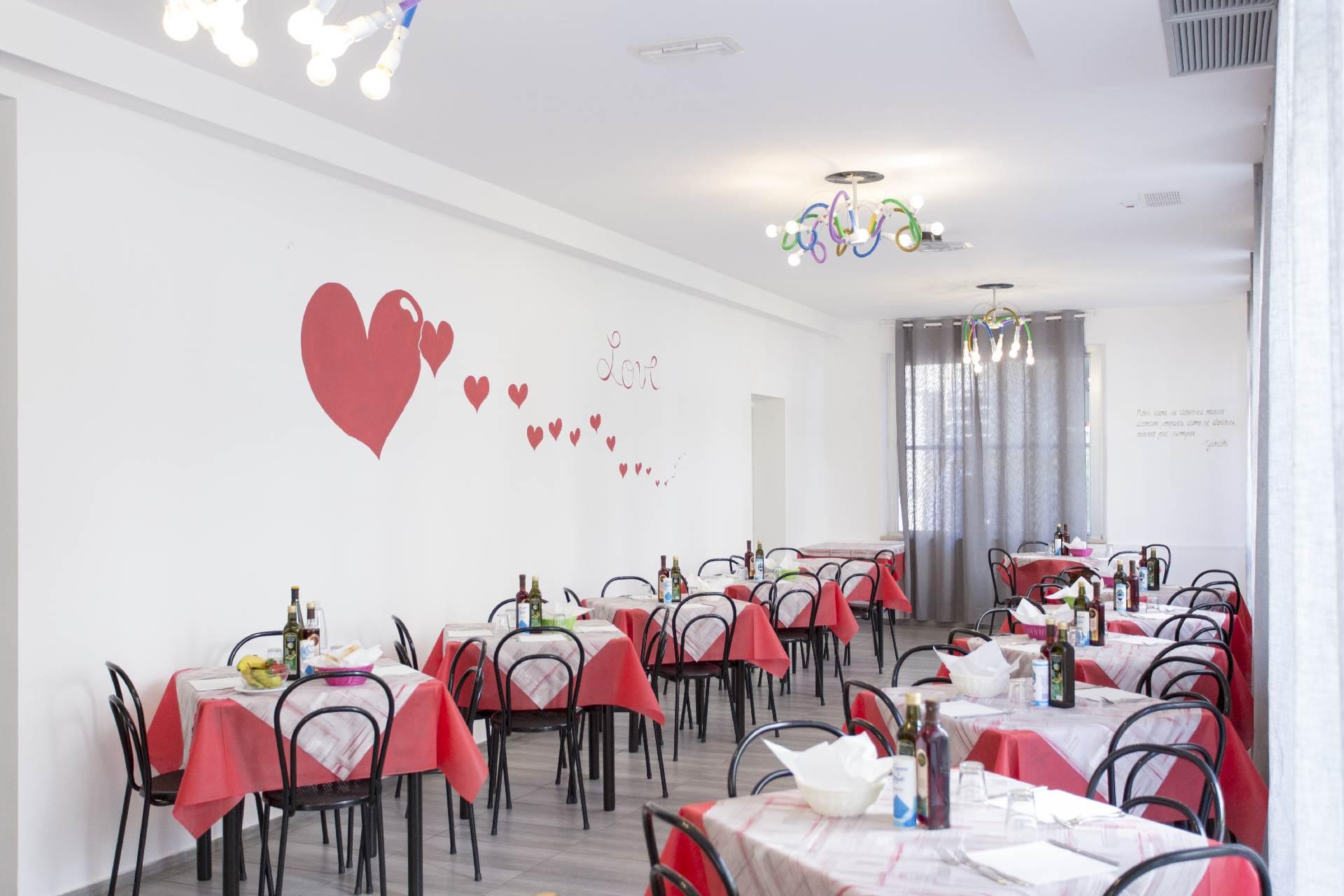 Pensione Hotel Belsoggiorno Rimini, Economica a 70 mt spiaggia